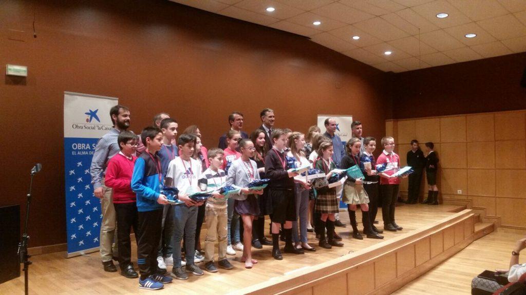 Final spelling bee 2017 colegio regina pacis de burlada - Colegio otero de navascues ...